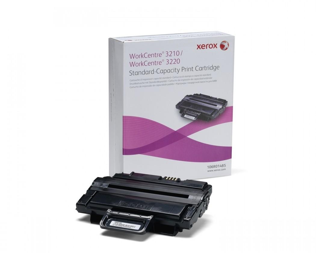 Náplně a tonery - originální Xerox Toner Black pro 3210MFP/ 3220 MFP (4.100 str) - originální