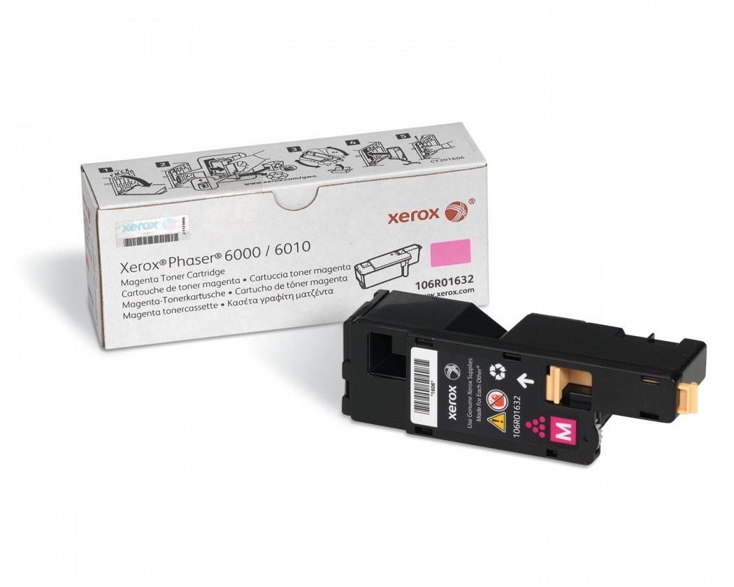 Náplně a tonery - originální Xerox Toner pro Phaser (106R01632), purpurový