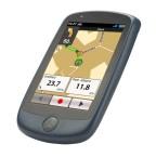 NAVMAN Bike 1000, GPS cyklonavigace, 3,5 POUŽITÉ, NEOPOTŘEBENÉ