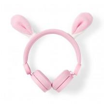 NEDIS sluchátka pro děti Králíček