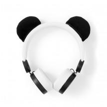 NEDIS sluchátka pro děti Panda OBAL POŠKOZEN