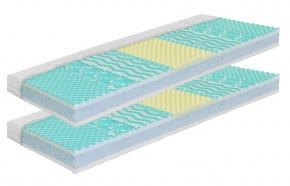 Nefrit - Matrace, zvýhodněné 2ks balení (2x 90x200x17)