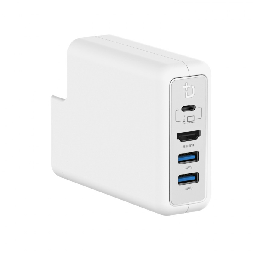 """Neoriginální nabíječky DockCase P1 HD 61 pro MacBook Pro 13"""", 2x USB 3.0, HDMI, USB-C"""