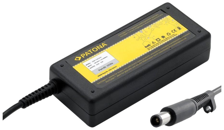 Neoriginální nabíječky PATONA napájecí adaptér k ntb/ 18,5V/3,5A 65W