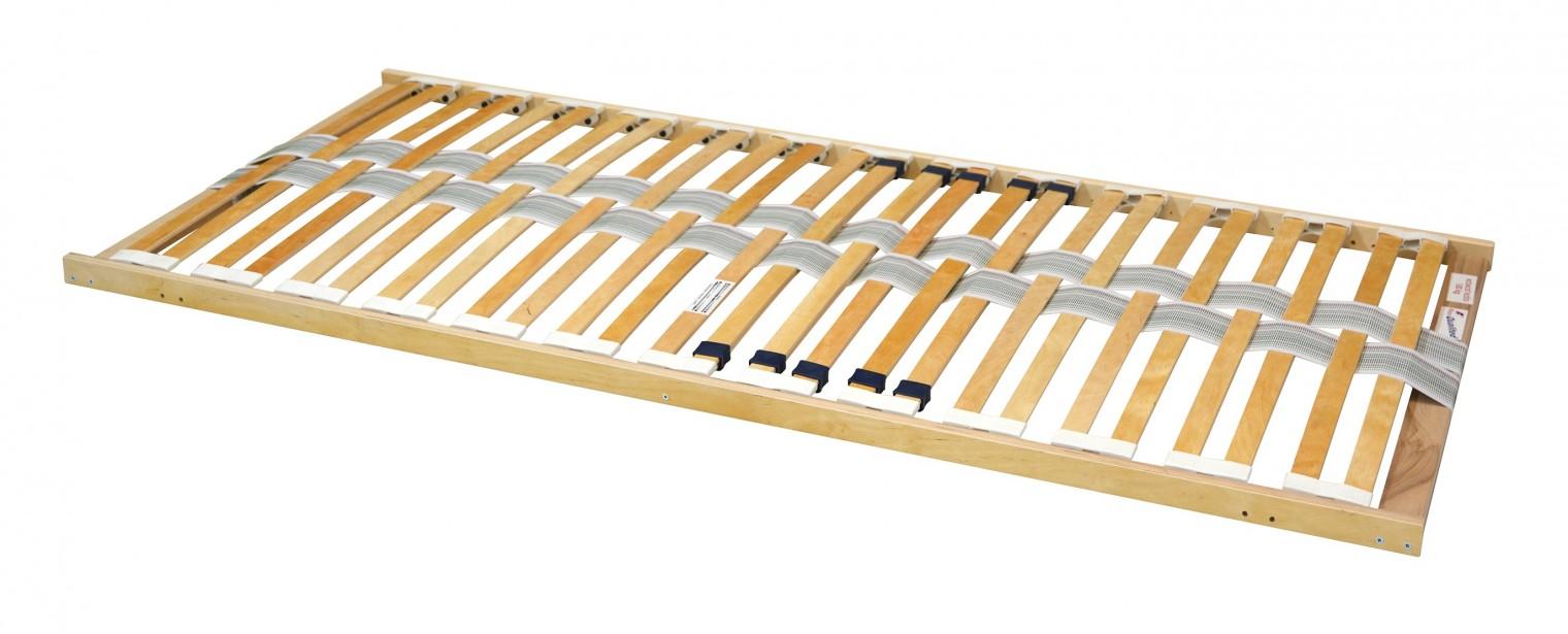 Nepolohovací rošt Rošt Double klasik - 90x200 cm, nastavitelná tuhost