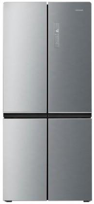 Nerez Americká lednice Concept LA8983ss