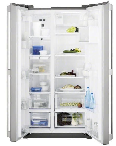 Nerez Americká lednice Electrolux EAL 6240 AOU
