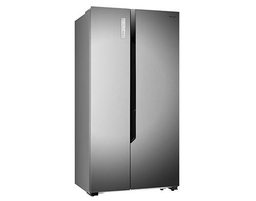 Nerez Americká lednice Hisense RS670N4AC1