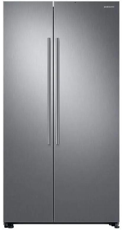 Nerez Americká lednice Samsung RS66N8100SL