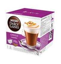 Nescafé Dolce Gusto Choco Caramel 16ks