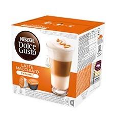 Nescafé Dolce Gusto Latte Macchiato Caramel 16ks