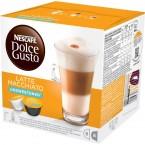 Nescafé Dolce Gusto Latté Macchiatto bez cukru 16ks