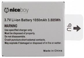 Niceboy VEGA 4K náhradní baterie ROZBALENO