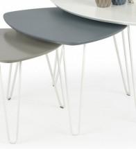 Nikita - Konferenční stolek (šedá)