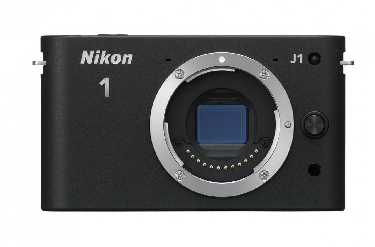 Nikon 1 J1 + 10-30 VR Black