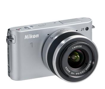 Nikon 1 J1 + 10-30 VR Silver