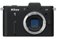 Nikon 1 V1 + 10-30 VR + 30-110 VR Black