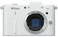 Nikon 1 V1 + 10-30 VR + 30-110 VR White
