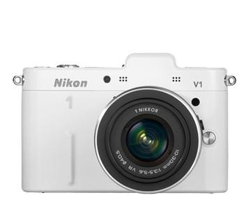 Nikon 1 V1 + 10-30 VR White