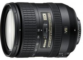 Nikon 16-85mm f/3.5-5.6G ED VR AF-S DX