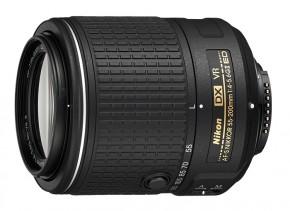Nikon 55-200 mm F4-5.6G ED VR II AF-S + čistící pero LENSPEN