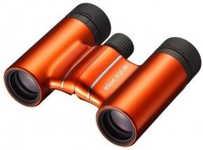 Nikon Aculon T01 8x21 orange + čistící pero LENSPEN