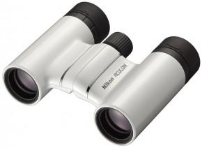 Nikon Aculon T01 8x21 white + čistící pero LENSPEN
