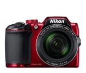 NIKON COOLPIX B500 Red ROZBALENO