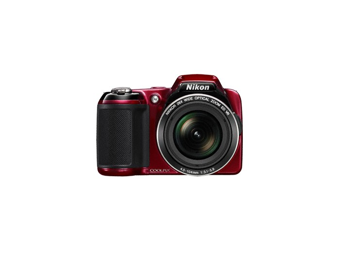 Nikon Coolpix L810 Red