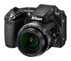 Nikon COOLPIX L840 black + pouzdro