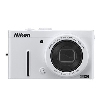 Nikon Coolpix P310 White