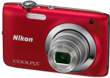 Nikon Coolpix S2600 Red