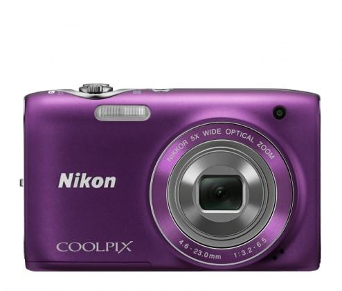 Nikon Coolpix S3100 Purple