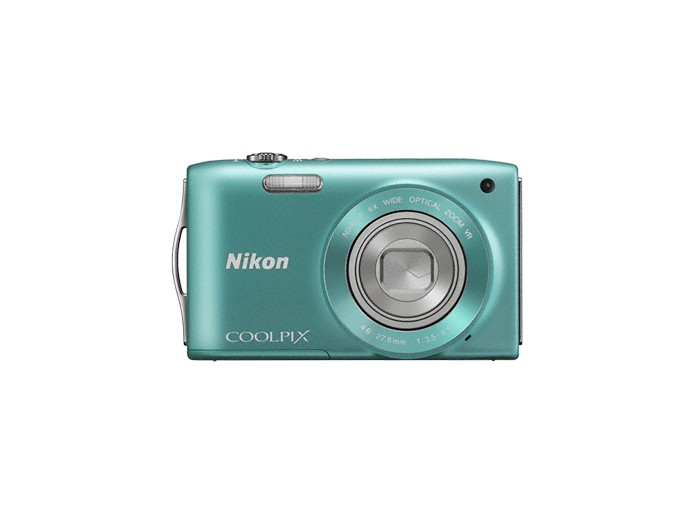 Nikon Coolpix S3300 Green