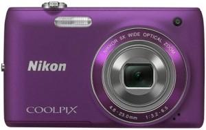Nikon Coolpix S4150 Purple