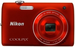 Nikon Coolpix S4150 Red