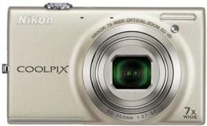 Nikon Coolpix S6150 Silver