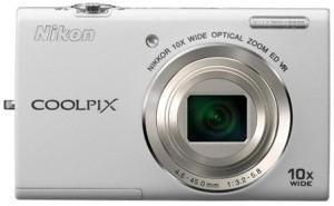 Nikon Coolpix S6200 White