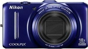 Nikon Coolpix S9300 Blue
