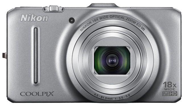 Nikon Coolpix S9300 Silver