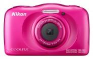 Nikon Coolpix W100 Pink POUŽITÉ, NEOPOTŘEBENÉ ZBOŽÍ
