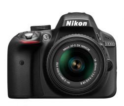 Nikon D3300 + 18-55 VRII