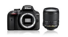 NIKON D3400 + 18-105 VR