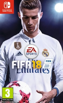 Nintendo Electronic Arts SWITCH hra FIFA 18 - NSS199 - ★ Dodatečná sleva v košíku 10%,