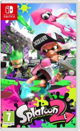 Nintendo SWITCH Splatoon 2 - NSS664