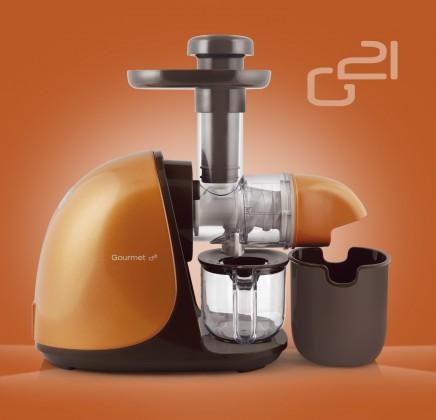 Nízkootáčkový odšťavňovač G21 Gourmet
