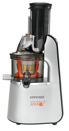 Nízkootáčkový odšťavňovač Odšťavňovač Concept LO7065 Home Made Juice