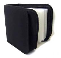 NN box-pouzdro:48 CD zapínací černé