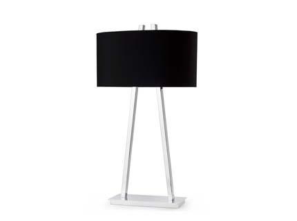 Noble - Stolní lampa (chrom)