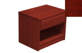 Noční stolek Elis (mahagón)